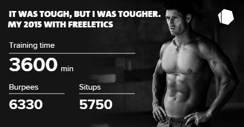 Freeletics 2015